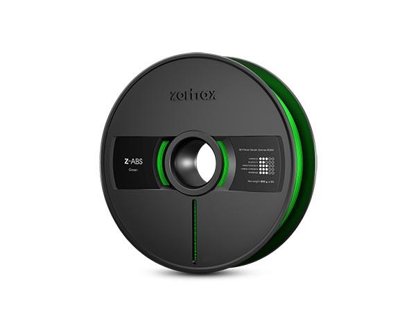 Zortrax Filament M200 ABS Green