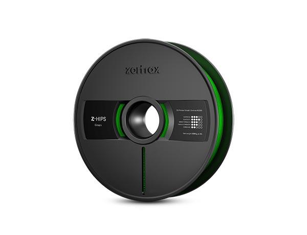 Zortrax Filament M200 HIPS Green