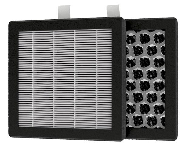 Zestaw filtrów HEPA