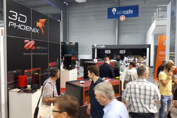 3D Phoenix na targach 3D Solutions w Poznaniu! Premiery Przemysłowych drukarek XYZ Printing !